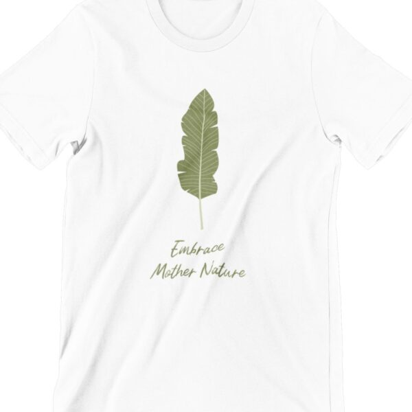 Emrase Mother Nature Printed T Shirt