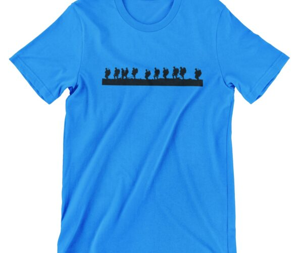 India Army 1 Printed T Shirt