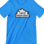 Indian Army Printed T Shirt