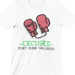Dont Burn Calories Printed T Shirt