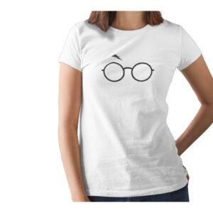 Harry Potter Printed T Shirt  Women