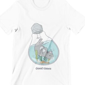 Good Times Printed T Shirt